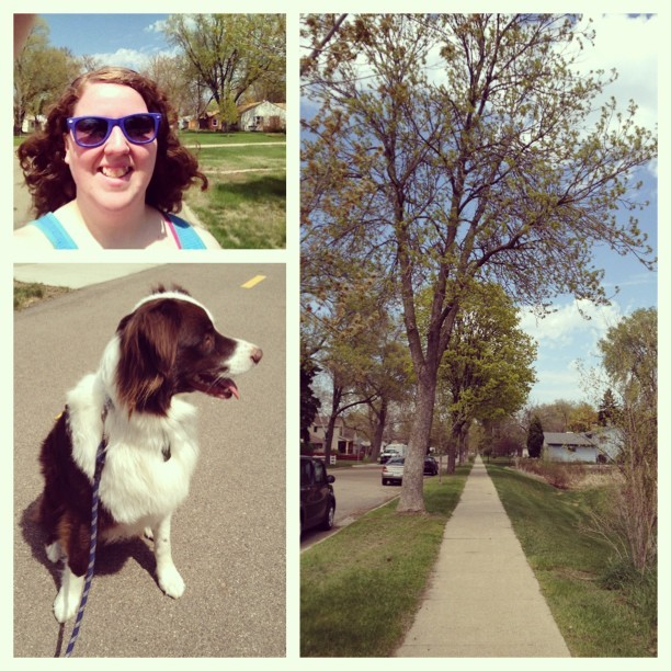 Listening to oldies, walking the dog, working on that tan.