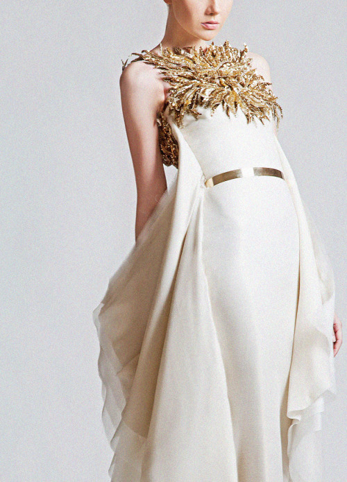 fuckyeahfashioncouture:  Krikor Jabotian Haute Couture 2013  I want this so bad.