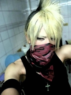 Reita the GazettE #WorldCosplay