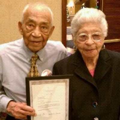 americanpilot:  This beautiful couple have been married 82 years. Ages 102 & 99, they're the longest married couple in the US. #BlackLove #Beautiful