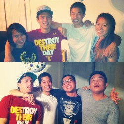 Family. 'Nuff said. Sad Jimmy is leaving 😥. USC commencment 2013 today! @kevzta @duartee @ngubii @z4chii3 @atuna_adventures #lastkickbackwithjimmy #congrats #ishouldhaveaskedyouforcodinghelp #dontleavedoe