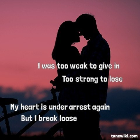 (Created with TuneWiki using Best Of You lyrics by Foo Fighters)