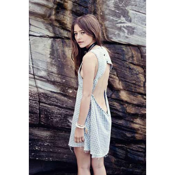 Somedays Lovin', Sun Bleached Chambray Dress #boutiquedandelion #somedayslovin #fashion #fashionlife #style #