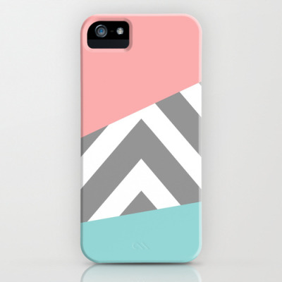 Hidden Chevron iPhone & iPod Case by Dinorah Hatta | Society6