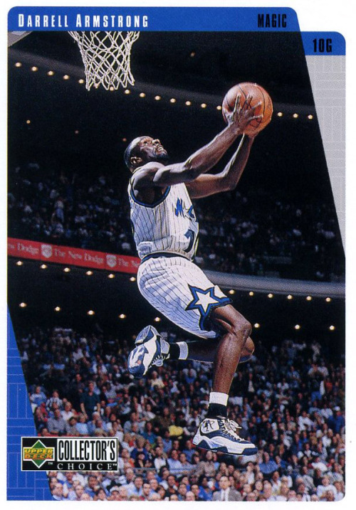 kicksoncards:  Darrell Armstrong - AND1 Marbury