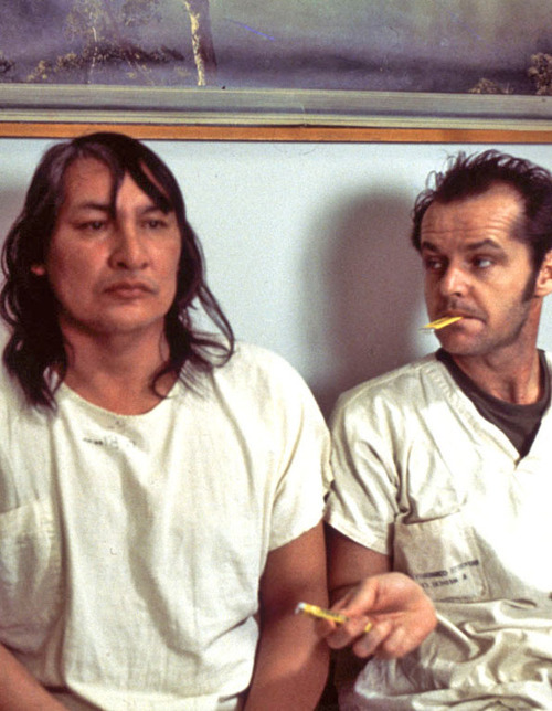 kiedisking:  One Flew Over The Cuckoo's Nest.