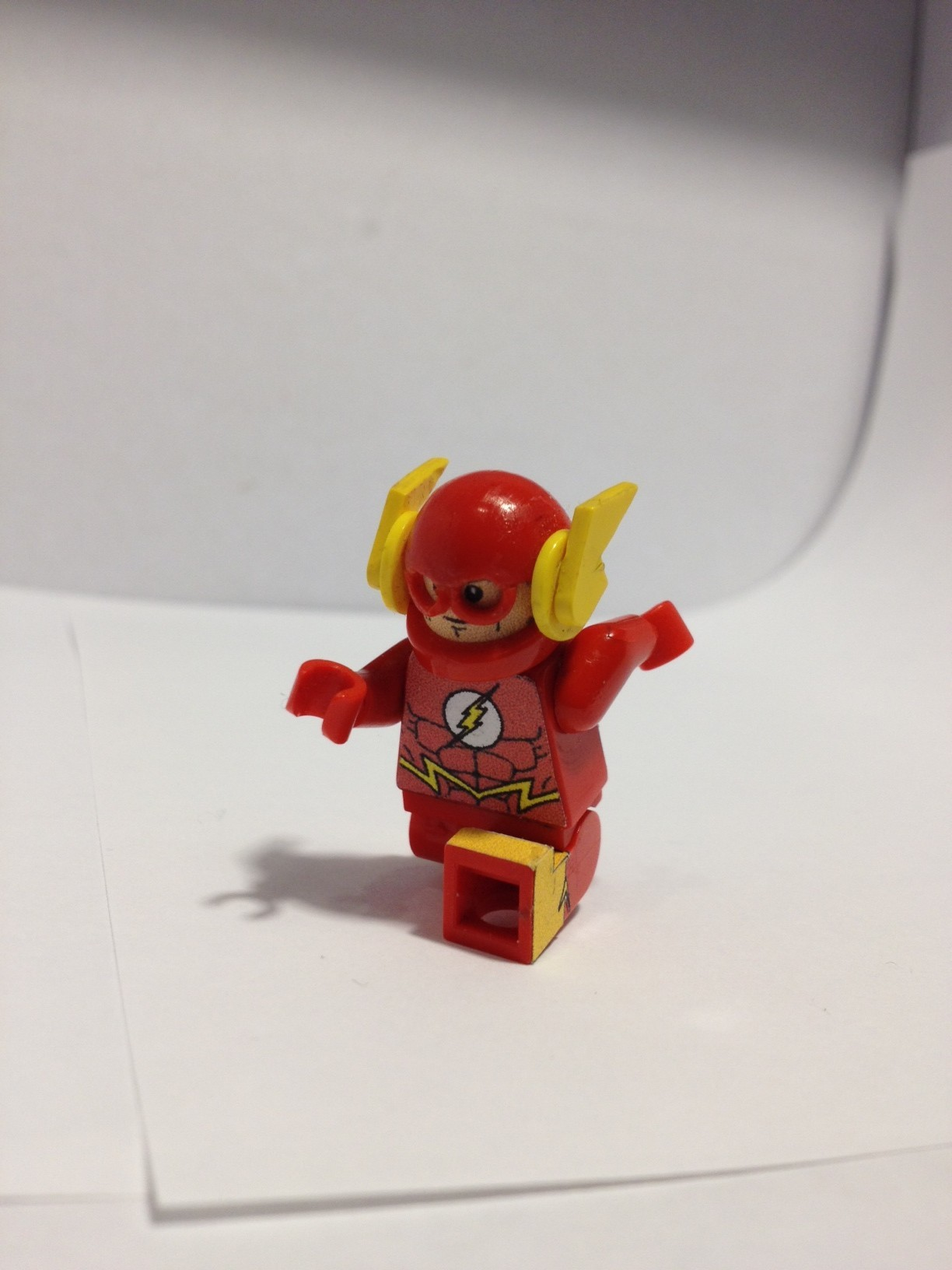 The Flash Lego -edario