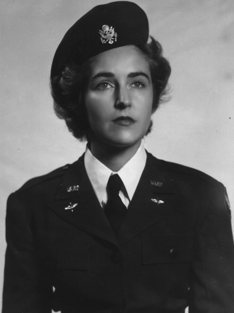 "coolchicksfromhistory:  WASP June Wolfe Leckie:  ""I wasn't a hero. I was having a grand time, and doing what I loved to do.""  June's obituary from Wings Across America"