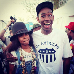 just-action:  erykah x tyler