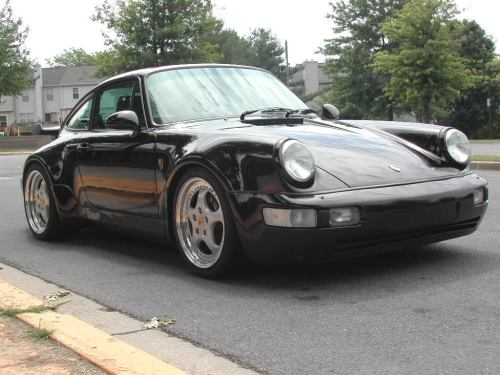 automotive-lust:  1991 Porsche 911 Turbo, how can you NOT love this classic??