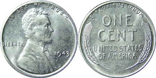 Steel wheat penny at Central Jersey Rare Coins Blog.