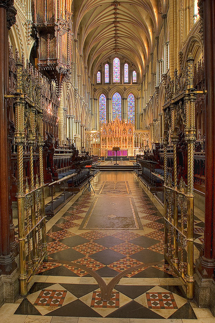 Ely Cathedral by paul.lindley on Flickr.