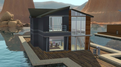 Preview of my next The Sims 3 house in Lucky Palms. House building video coming this weekend.