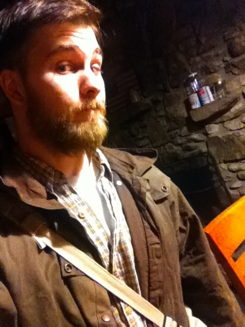 endowdly:  Looks like I'm dressed for an adventure, eh?  Girls who like beards;http://girlslovebeards.tumblr.com