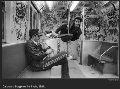 "steadyblogging:  ""Ricky Flores's 1980s Photos of the South Bronx"" - NYT Lens blog profile of one of the 6 photographers featured in a new exhibit in the the Bronx:     His images from that era will be on exhibit at the Bronx Documentary Center in ""Seis del Sur: Dispatches From Home by Six Nuyorican Photographers,"" which opens Saturday [Jan 19, 2013]. The show is a nuanced, insider's view of an area that was as misunderstood as it was notorious. The show also includes Joe Conzo Jr., Francisco Molina Reyes II, Edwin Pagan, Angel Franco (a staff photographer for The New York Times) and David Gonzalez (co-editor of the Lens Blog).     From the exhibit website, About the Show:     The South Bronx. Known to all, understood by few. From the flickering mayhem of  ""Ladies and gentlemen, the Bronx is burning!"" seared into the minds of baseball fans in 1977, to the chants of ""The South Bronx! The South South Bronx!"" of KRS-ONE. The borough has brand recognition. But what's being sold? We have all seen the images. Hell, back then, buses used to roll up Charlotte Street to show off the rubble to curious tourists. Hot-shot shooters came up, too, making their reputation on the run. You can debate whether or not they discovered some essential visual truth during their forays into the Bronx. Some did. And some stayed, too, chronicling the borough's rebound from despair and neglect. But some of us were here all along. These pictures are our story, told from inside the neighborhood  and our hearts. They reflect the world we knew as home, a complicated place we tried to chronicle as best we could. The images from the exhibit Seis del Sur  cover the borough and our emotions. They include Ricky Flores' tender portraits of friends who died too young, to Angel Franco's scenes of anonymous violence. Joe Conzo's photos run the gamut of his personal history, encompassing community activism, Latin music and nascent Hip Hop. His mentor, Francisco Reyes, led the way, chronicling in loving detail the blocks around Prospect and Westchester. Edwin Pagán's photos have a narrative quality that hint at the filmmaker that he would become. A fistfight at Orchard Beach bursts with life and questions, as does a shot of a weary woman trudging home underneath the elevated tracks on Westchester Avenue. David Gonzalez returned to the Bronx in 1979 to teach photography on Charlotte Street. For him, his photographs were the only way he could make sense of the devastation that had swept through the borough while he was away at college. Most of these images were shot in the early 1980s. Some were even shot in the same neighborhoods and blocks.  For some of us, we crossed paths back then and did not even know it. But as luck – or fate – would have it, we met as adults, Puerto Rican men who survived the crucible of our youths. And we have the pictures to prove it. This is our story. El Bron', told by Seis del Sur."