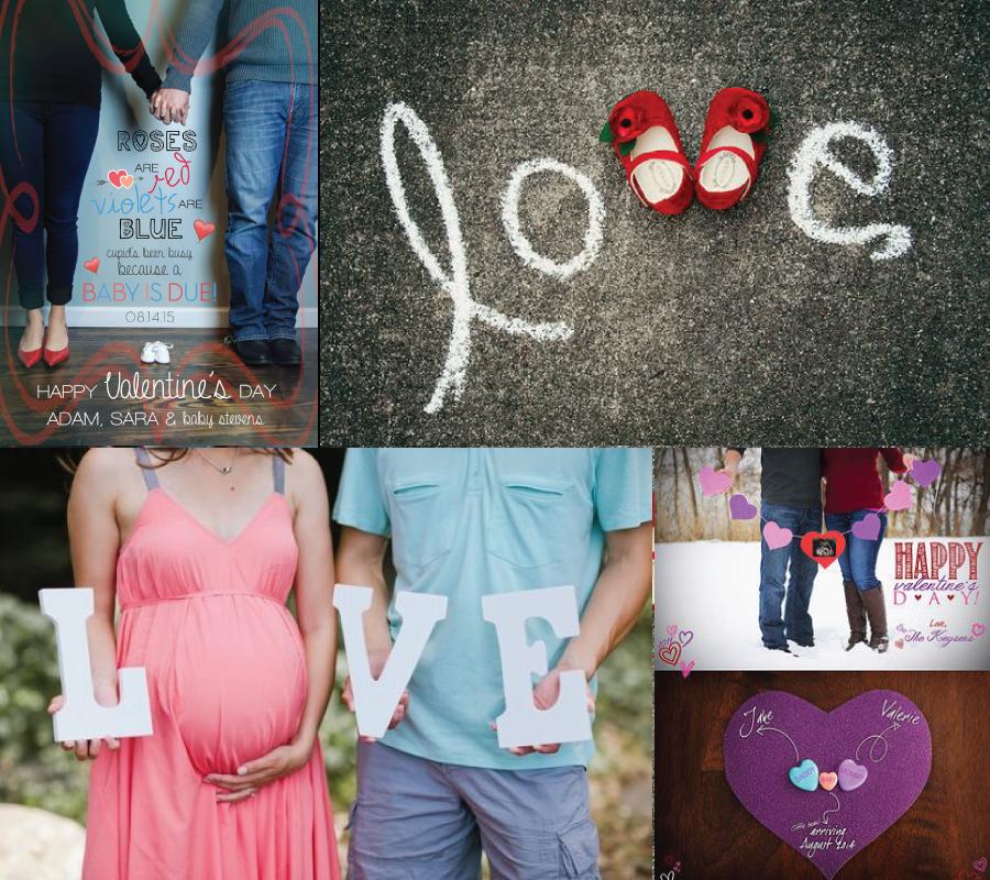 Valentines Day Pregnancy Announcement Hhrma Job Career
