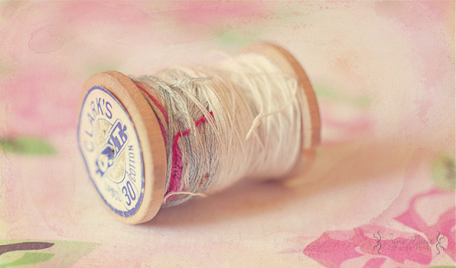 Vintage Spool by JMS2 on Flickr.