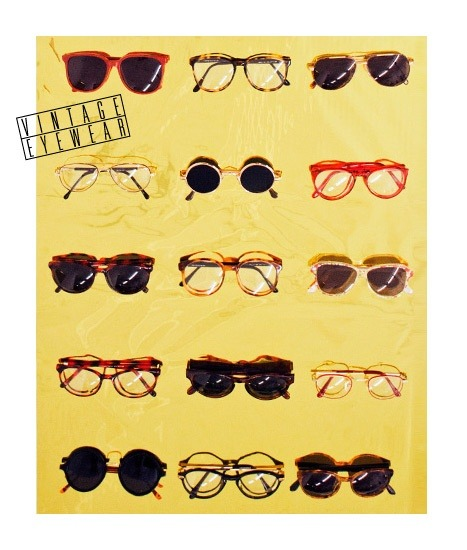 Vintage Eyewear in the house!