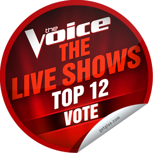 I just unlocked the The Voice Season 4: Top 12 Performances sticker on GetGlue                      5168 others have also unlocked the The Voice Season 4: Top 12 Performances sticker on GetGlue.com                  Who looks the most promising out of the top 12? Thanks for tuning into The Voice tonight! Keep watching on Mondays and Tuesdays at 8/7c on NBC. Share this one proudly. It's from our friends at NBC.