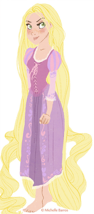 thesmokinsmolder:   Tangled 09by ~mihzu  Another one! ♥