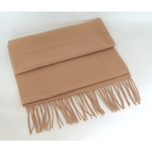 "John Hanly Cashmere Scarves Late last summer I began searching for cashmere scarves for fall and winter. I'm not quite sure how I stumbled upon them, but John Hanly & Co. Ltd. caught my attention. While there are several places you can buy cashmere scarves — in the past we've recommended signing up for Sierra Trading Post's ""deal flyer"" email list, which often led to their cashmere scarves being discounted to around $40 — I had several particular requirements for what I was looking for from mine: Solid in color — no patterns At least 70"" in length At least 12"" in width Mildly affordable (relative to everyone, but I was looking at or below $100) Of course, I also hoped to find one of decent quality that wasn't ""cheap"" cashmere — I had a few of those already and didn't want to waste money going down that path again.  It's hard to judge quality online — probably impossible — but I decided to take the risk and order two scarves from John Hanly. You can read more about the company here, which has been around since 1893 in Ireland, and they've been making scarves for brands and retailers like Polo Ralph Lauren, Barney's and Liberty of London. This convinced me to give them a try.  The ordering process can be a bit tricky for U.S. customers. First, you should contact them and ask about discounting for VAT. If you want the VAT discount, then you have to give them your credit card information over e-mail to place your order (their online store doesn't allow for this). And you wait about two weeks for your shipment to arrive — it's worth noting that if you spend over €75, then they'll ship to the United States for free.  I ordered two scarves, received free shipping and the VAT discount, which placed my order at around $70 a scarf, each which measures about 13.75"" x 71"". The scarves are extremely soft and after a handful of wears, they've stopped leaving cashmere fibers on my jackets. Admittedly, this did concern me a bit at the beginning, but after several months of wearing them this winter, it wasn't a continuing problem. Other cheaper cashmere scarves are still leaving bits of fibers around the back of my shirt collars after a lot more wear.  I know spending $70 a scarf isn't exactly in everyone's budget (for a wider range of options, please read Derek's post on fall-winter scarves), but I've been really pleased with the value and quality of these cashmere scarves from John Hanly.  -Kiyoshi"