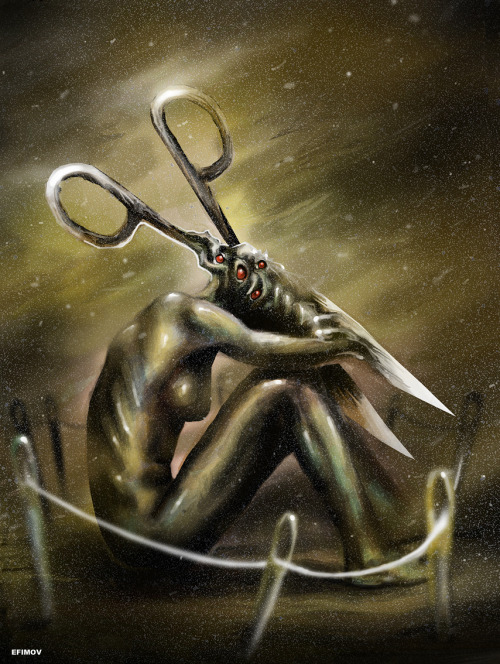 darkkaart:  shears