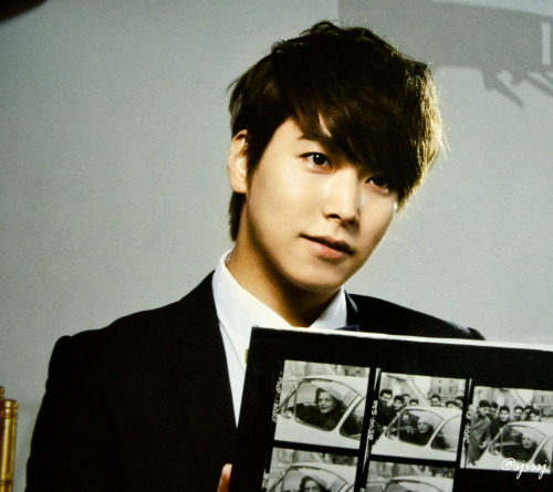 Super Junior 2013 calendar