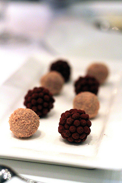 truffles! photo by RoxanneFry