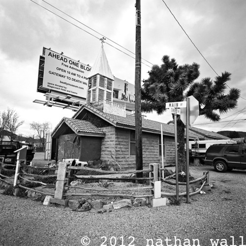 beatty, nevada mmxii. hasselblad swc + carl zeiss biogon 1:4,5/38mm.