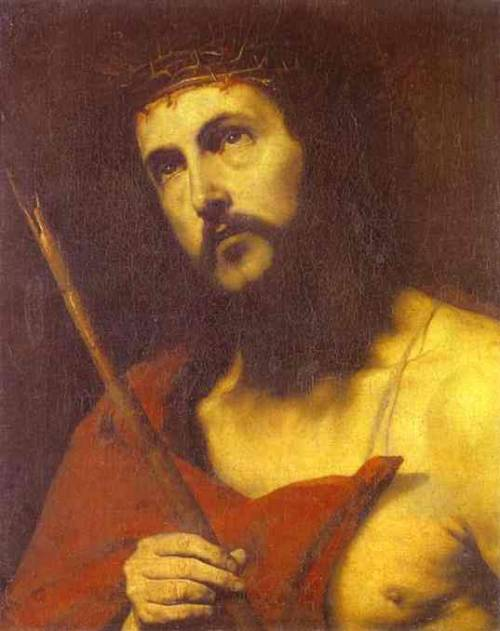 Christ in the Crown of Thorns, by Jusepe de Ribera