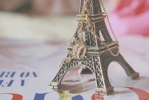 One day…. I will go to Paris and see the Eiffel Tower!!!