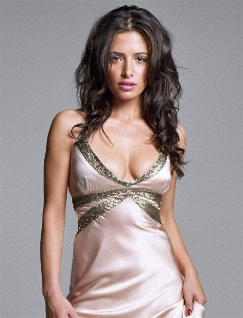 Sarah Shahi reminds me of Kate from Lost… super sexy!