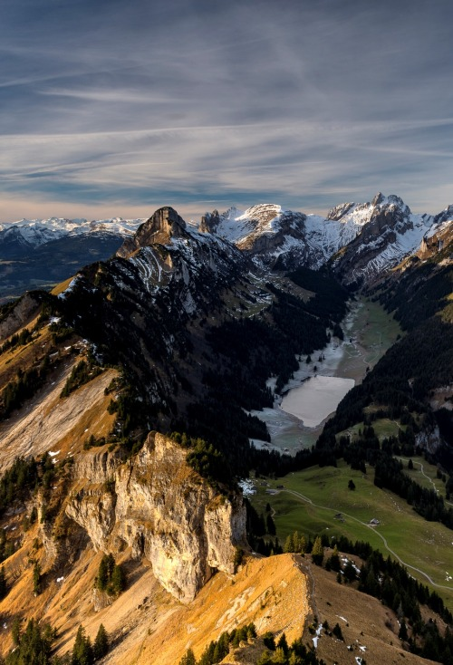 Good Morning Alpstein | by Philipp Häfeli