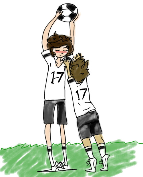 icaruslouis:  harry puts his knowledge and understanding of the game of football to good use