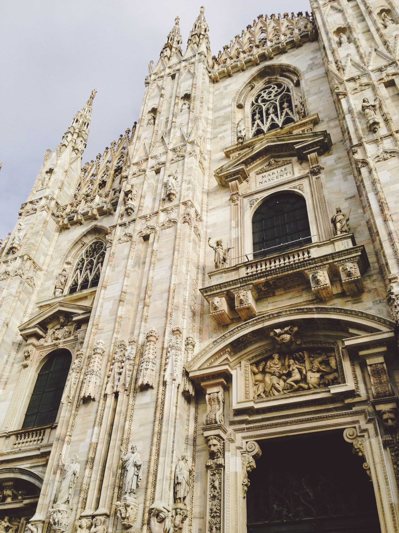 csebastian:  Duomo di Milano/ Milan Cathedral, Milan, Italy // am-afterglow:gypsyone