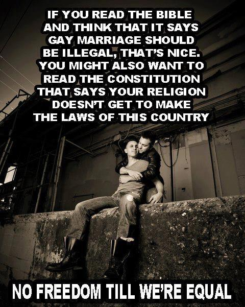 mukoolaid12:  #LGBT #MarriageEquality #EqualRights