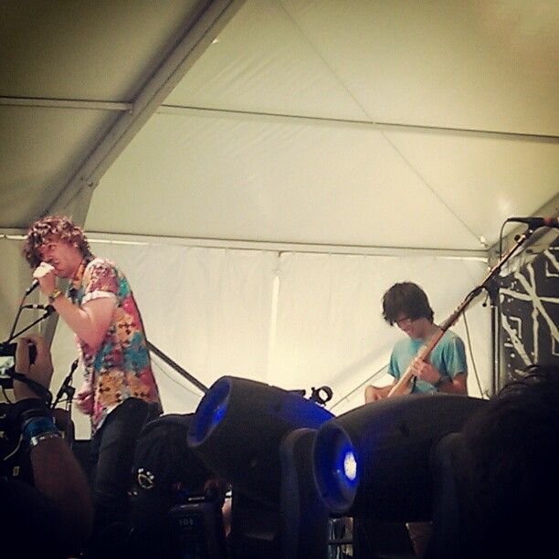 One of my favorite bands!! @rarariot #rarariot #sxsw #Austin #mylifeinsound