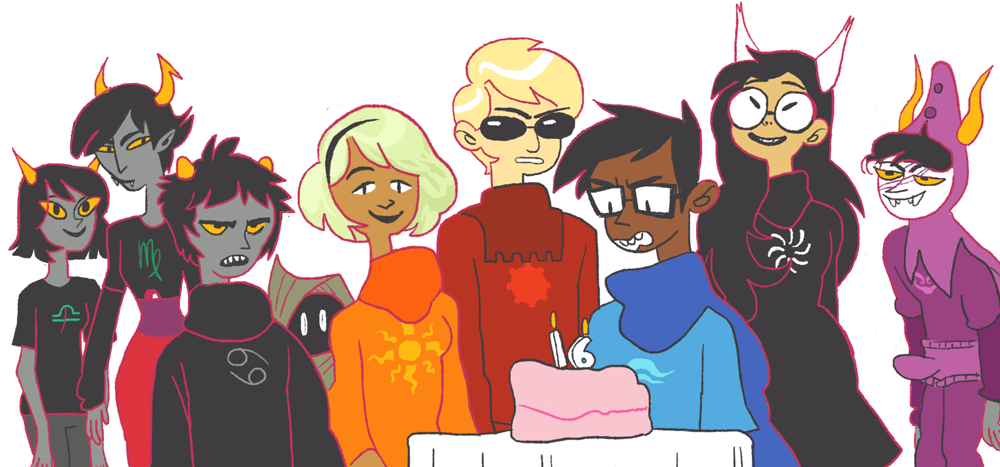 happy homestuck day