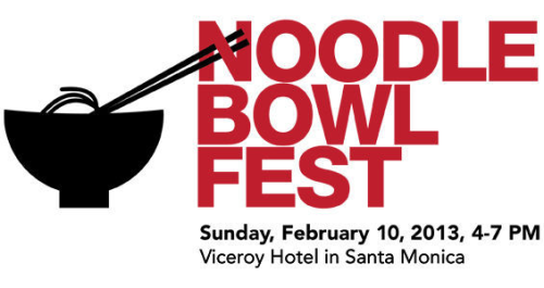 Come on Noodle lovers! Its going to be amazing!