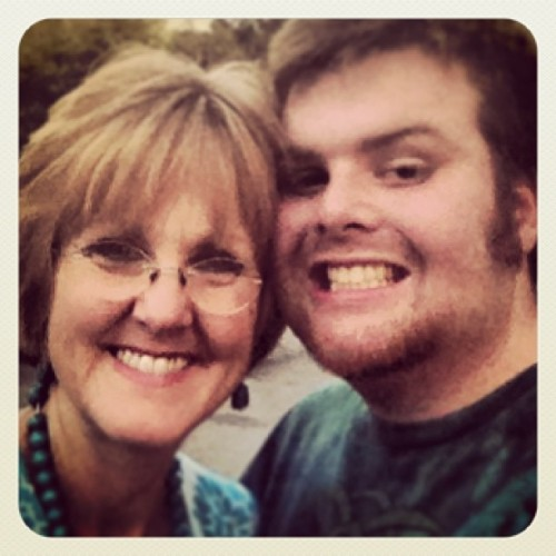 Me and my awesome Mom!!! #MothersDay (at Ruby Tuesday)