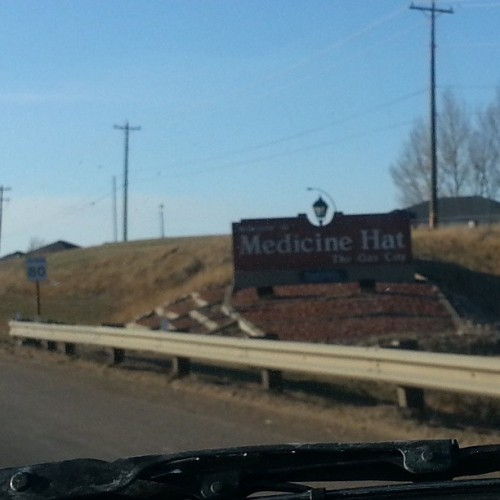 #medicinehat #alberta #travel #photo #wanderlust #roadtrip  (at Medicine Hat, Alberta)