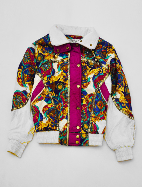 vintagexlife:  Baroque Jacket