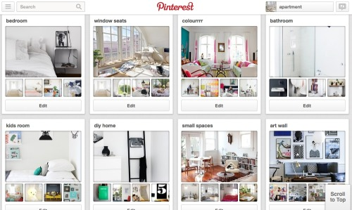 Join us on Pinterest & Instagram …yup! We've finally joined pinterest & instagram for Apartment diet. And our pinterest is already filled with many of your (& our) favourites. We can't wait to meet you there!