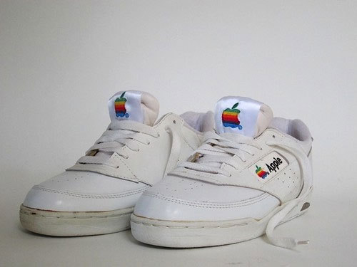 "Photo: Rare Apple Sneakers ""Employees Only"" *Circa Early 1990's*"