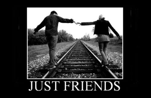 "What do you think? Can guys & girls be ""just friends""?"