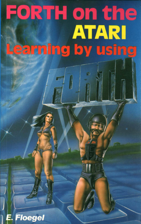 Why can't programming books have cover art like this anymore? Where's the romanticization, where's the adventure, where's the heroic mythos?