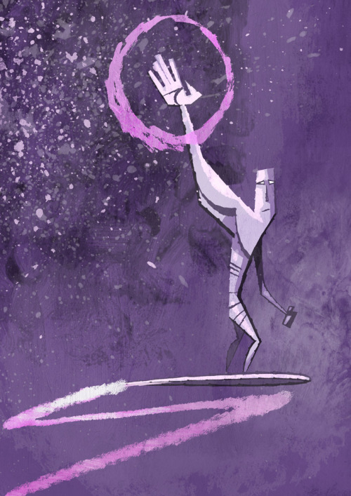 jonathan-e:  The Silver Surfer.