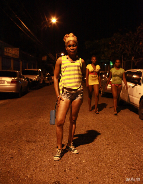 "storyboard:  Sevens Clash on Street Life in Jamaica Last August, photographer Alexander Richter and writer Sean Stewart set out for Kingston, Jamaica, with a singular vision in mind. The duo planned to document the city's cultural scene for a new online magazine they founded with friend and graphic designer Anthony Harrison. The publication, dubbed Sevens Clash in homage to the reggae song ""Two Sevens Clash"" by the band Culture, was conceived as a vehicle to tell the lesser-known stories of Kingston from a street-level point of view. To provide readers with unfiltered access to the city's art, music, sports, and street life, however, the pair would have to do so in a compressed, one-week time frame — the duration of their self-financed trip. Stewart, who grew up in Jamaica, had arranged for he and Richter to stay at his father's home in Kingston. And in order to gain access to a number of sources and subjects in a short amount of time, he enlisted the help of an old friend. ""My longtime homie James Porteous, aka JP DA Manager, was our fixer,"" Stewart says. ""He was instrumental in getting shit together."" The resulting reports and photographs offer a colorful and revealing document of day-to-day life in Kingston — from profiles of dancehall artist Tommy Lee and the aptly named Tattoo Phillip (who is, after all, a tattooist), to record shopping at Rockers on ""Beat Street"" and late-night encounters on Ripon Road, to name only a few.  Read More  Maximum respect to Matthew Newton & Tumblr!"