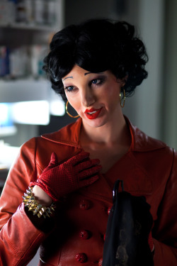 AMERICAN MARY: Make-up Artist Todd Masters AMERICAN MARY IS OUT NOW ON UK DVD AND BLU-RAY