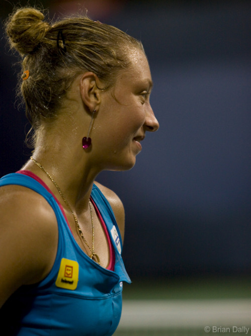 Yanina Wickmayer, US Open 2012